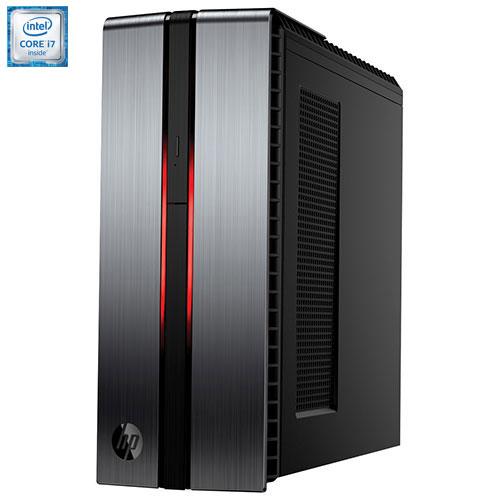 HP Gaming PC (Intel Core i7-6700/2TB HDD+128GB SSD/16GB ...